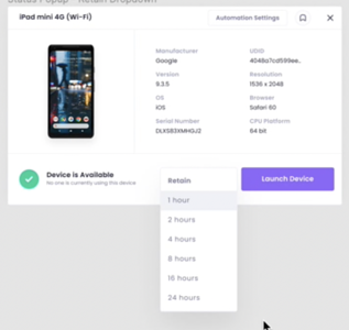Softbooking for private devices