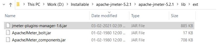 jmeter plugins